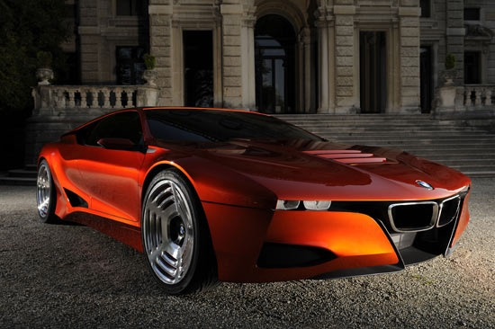 new bmw sports car