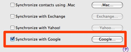Need Outlook Contacts to Overwrite Address Book on MB